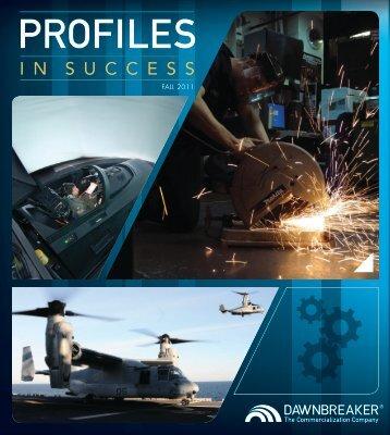 NAVSYS Corporation Profiles In Success