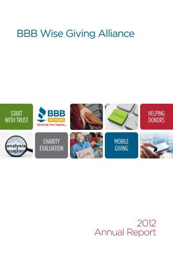 What are the standards of the Better Business Bureau?