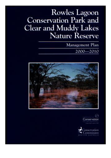 Contentsforeword for Environmental management bureau region 13