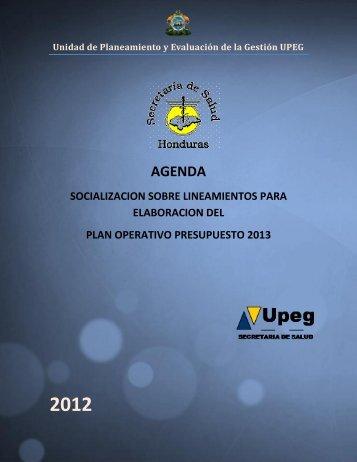 TITULO DEL DOCUMENTO - Secretaria de Salud