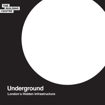 Underground catalogue - The Building Centre