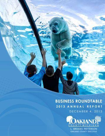 Annual Report - Economic Development and Community Affairs