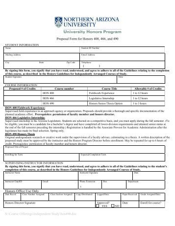 Student Services / Independent Study Requests and Rules