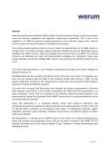 Manufacturing Execution Systems to Optimize the Pharmaceutical ... - Page 2