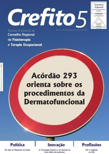 Revista Setembro - Crefito