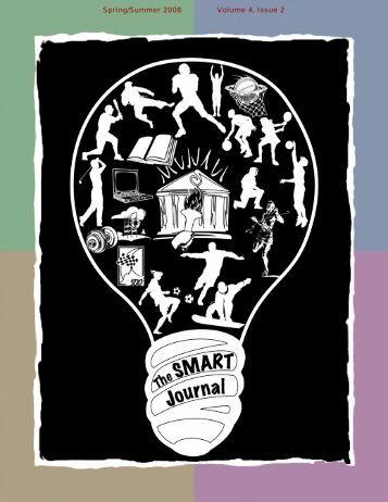 Spring/Summer 2008 Volume 4, Issue 2 - The SMART Journal