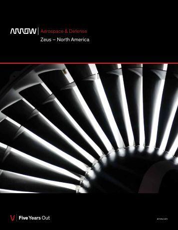 ZEUS Aerospace and Defense - Arrow Electronics