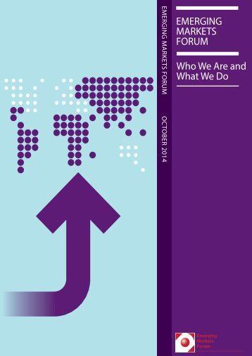 EMF Annual Report 2014