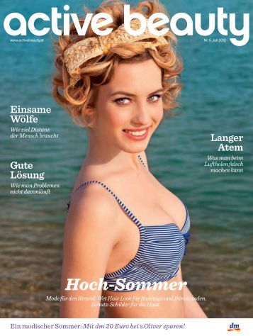 Hoch-Sommer - Active Beauty