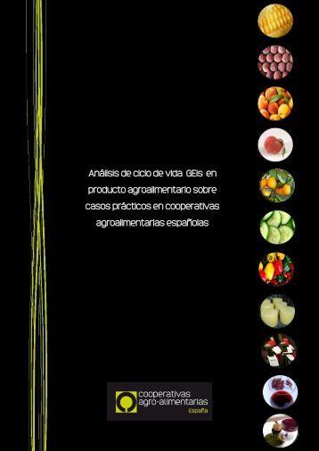 Análisis de ciclo de vida GEIs en producto agroalimentario sobre ...