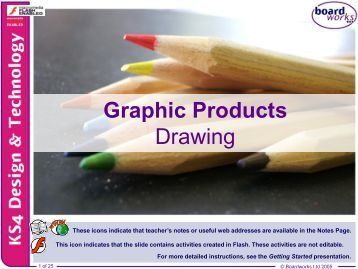 Graphic Products Drawing - Kingsdown School