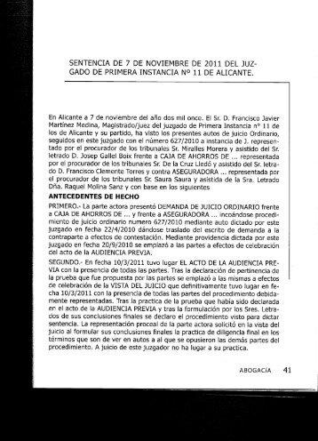 La revista del Ilustre Colegio Provincial de Abogados ... - Asuapedefin
