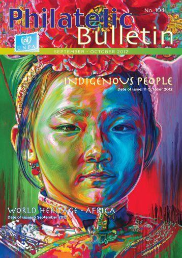 Bulletin 104 - United Nations Postal Administration