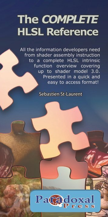 The Complete HLSL Reference (2005).pdf