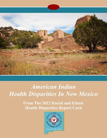 The Persistence of American Indian Health Disparities