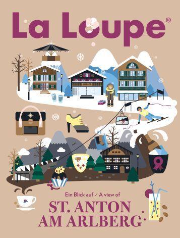 LA LOUPE ST. ANTON AM ARLBERG NO 3 - 2014/2015
