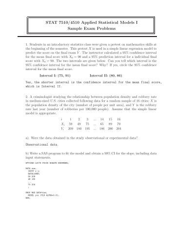 applied statistics test notes Lecture notes, mcqs of statistics click desired topic to start with statistics mcqs test basic statistics like applied statistics and mathematics and.