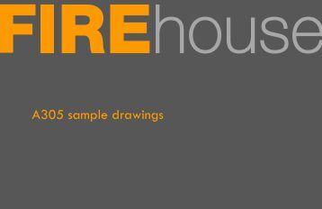 f12 a305 steel drawings+