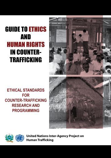 ethical implications for human trafficking in Chapter 1 chapter 6 ethical issues for judges and courts in processing human trafficking cases steven weller center for public policy studies judge elizabeth lee.