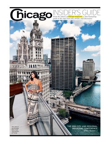 Visitor's Guide - City and Regional Magazine Association