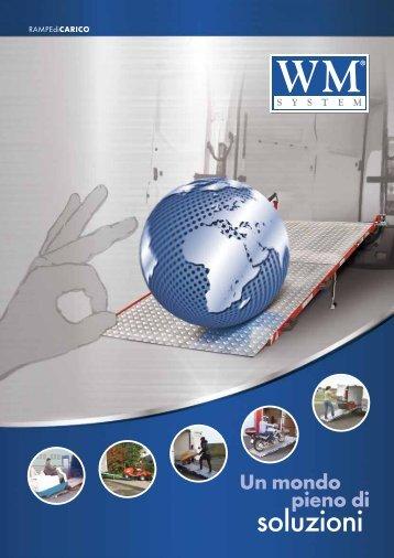 Scarica il catalogo in pdf - WMsystem