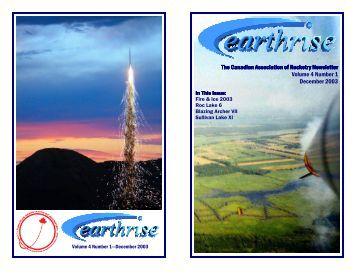 Volume 4, Issue 1 - December 2003