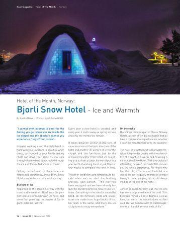 Scan Magazine 1 - Visit Molde