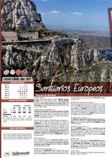 Descargue el folleto en formato PDF - Europamundo