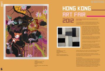 The hK ArT FAir 2012 KicKed oFF wiTh A collecTors And ViPs dAy ...