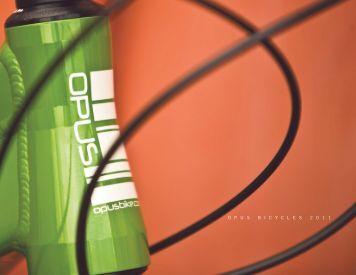 Catalogue 2011 - Opus