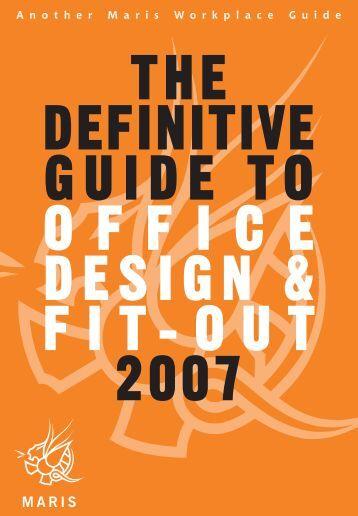 Print Definitive Guide 2007 - Maris Interiors