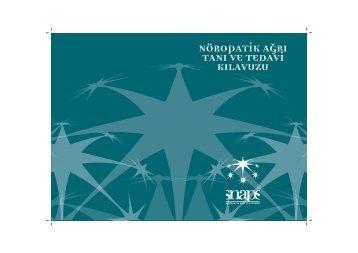 Nöropatik Ağrı Tanı ve Tedavi Rehberi - Türk Nöroloji Derneği
