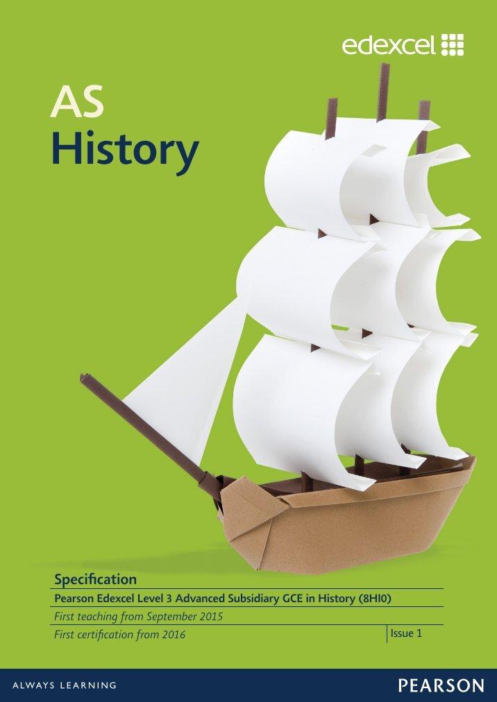 A2 history edexcel coursework