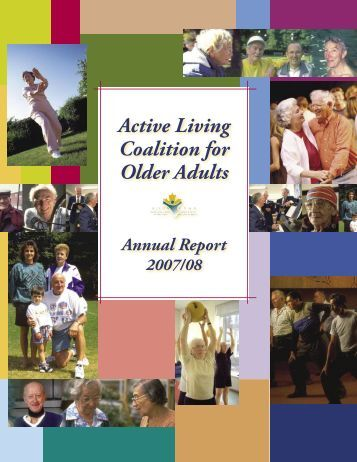 active living coalition of older adults