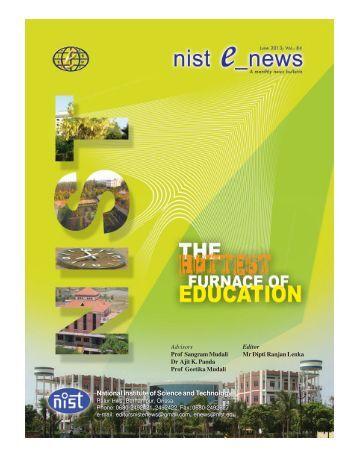 Special Edition NIST E-News