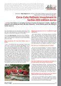 investicija coca-cola hellenic u Srbiji 200 miliona evra - ProMoney - Page 2