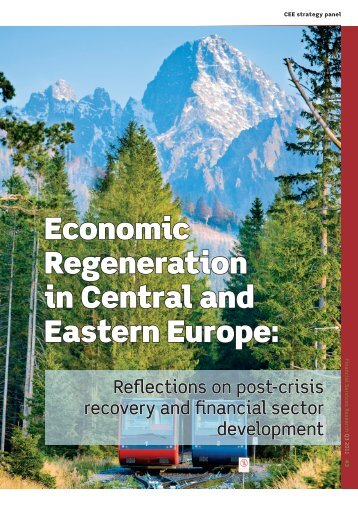Economic Regeneration in Central and Eastern Europe: - Financial ...