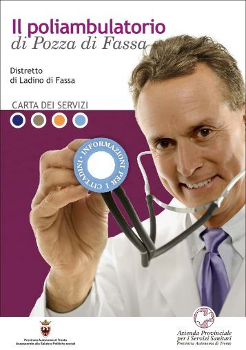 Il poliambulatorio - Azienda Provinciale per i Servizi Sanitari