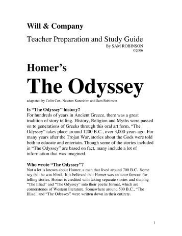 lessons from homers the iliad essay Why is homer's odyssey taught update cancel answer wiki  which is an essay on this very beautiful specimen of what poetry  what moral lessons are found in.