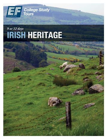 My Ireland Family Heritage - Walk in Footsteps of Your ...