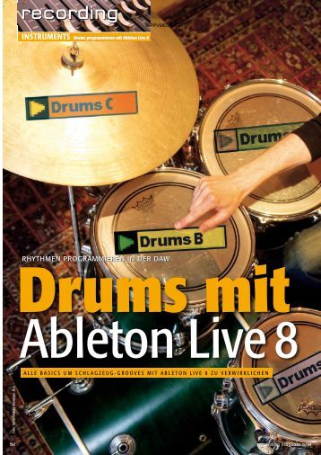 Drums mit - Music Store News