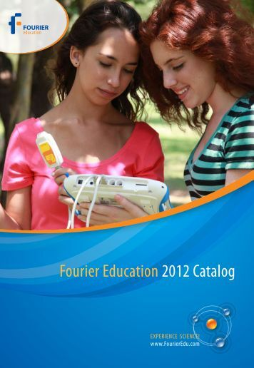 Fourier Education 2012 Catalog