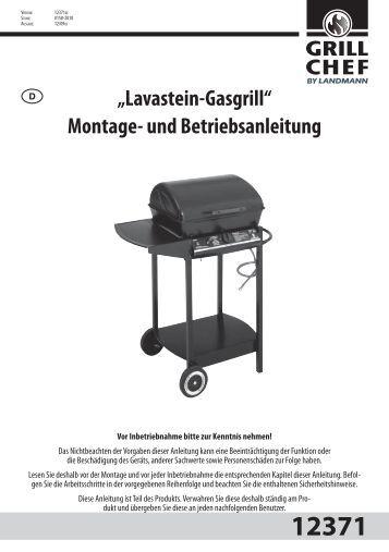 und bedienungsanleitung landmann 12093 gasr ucherofen. Black Bedroom Furniture Sets. Home Design Ideas