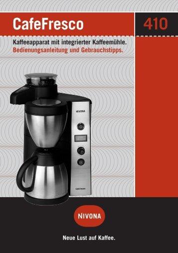 CafeFresco 410 - Nivona