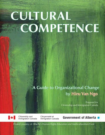 culturally competency in child welfare 3 cultural competence is a developmental process that evolves over time rather than being a static, one-time achievement (cross, bazron, dennis, & isaacs, 1989.