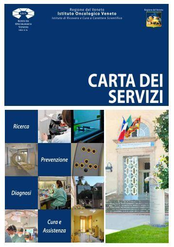 Scarica la Carta dei Servizi in formato PDF - IOV