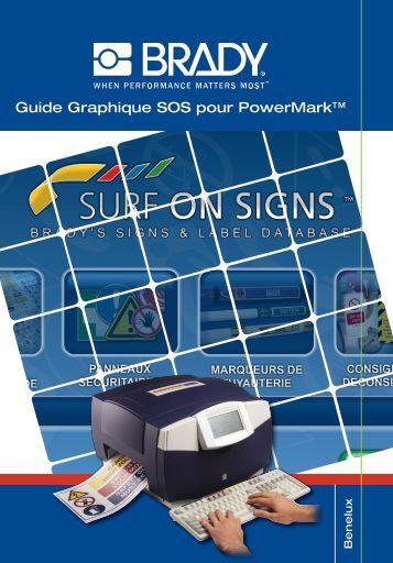 Guide Graphique SOS pour PowerMark™