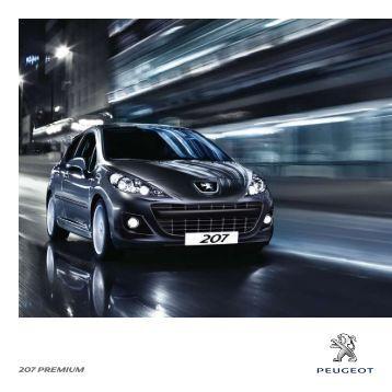 207 PREMIUM - Peugeot Chile