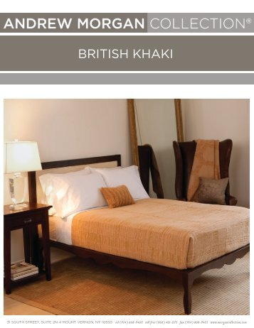 British Khak - Andrew Morgan Collection