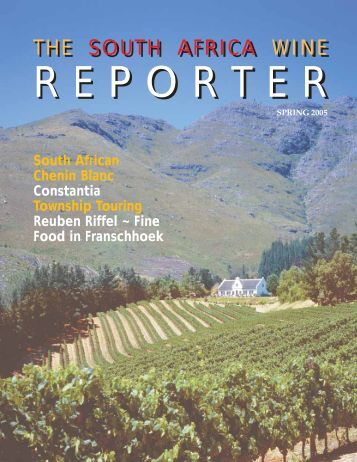 the south africa wine the south africa wine - Wines of South Africa